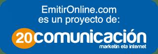 Botón proyecto 20 Comunicación