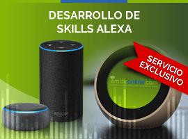 Botón Alexa