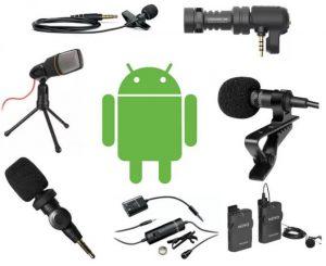 Cómo conectar un micrófono profesional al teléfono móvil Android o iOS